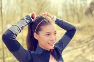 Habits That Cause Female Hair Loss explained by Virginia Surgical Center